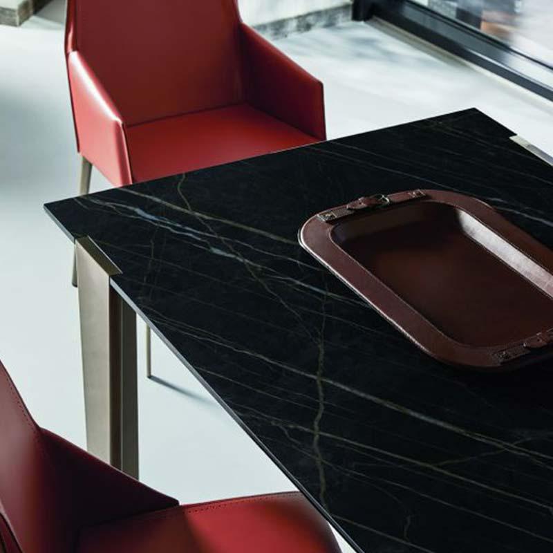 tavolo-cristallo-antigraffio-marmo