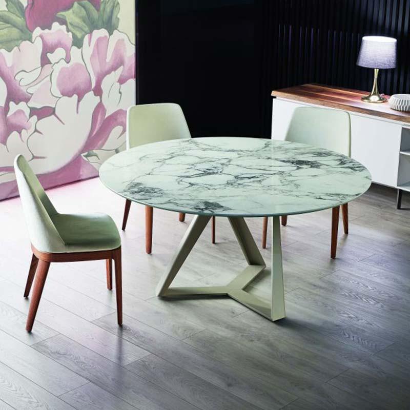 tavolo-rotondo-allungabile-piano-legno-impiallacciato